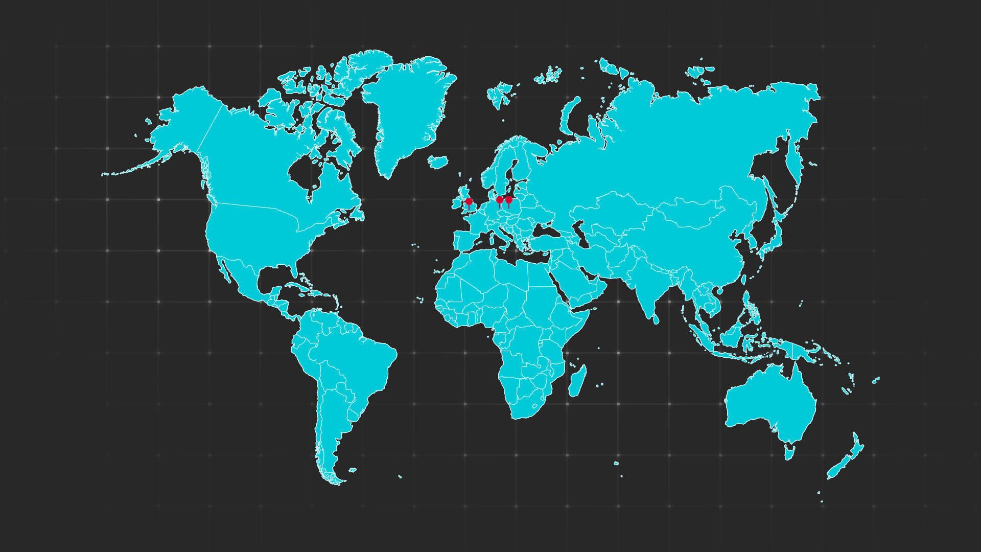 Карта складов