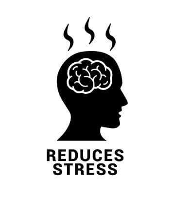Reduces stress