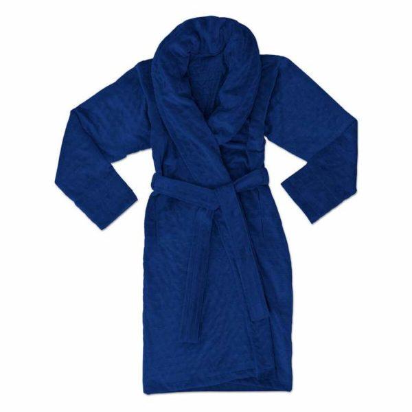 Weighted Robe Poseidon Blue