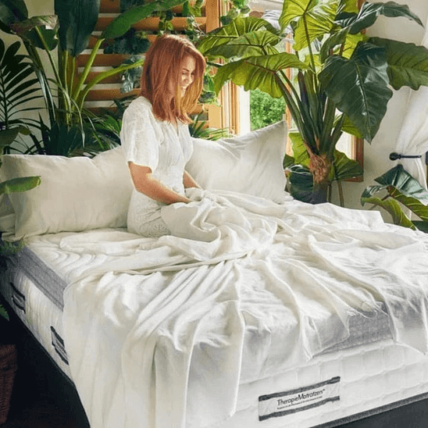 mattress adapted to the body weight